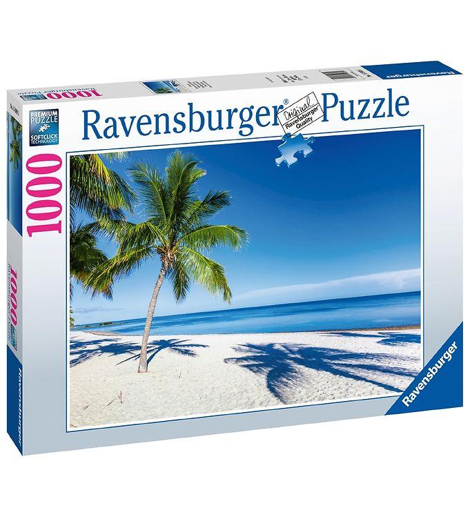 Image of Ravensburger Puslespil - 1000 Brikker - Beach Escape (YO797)