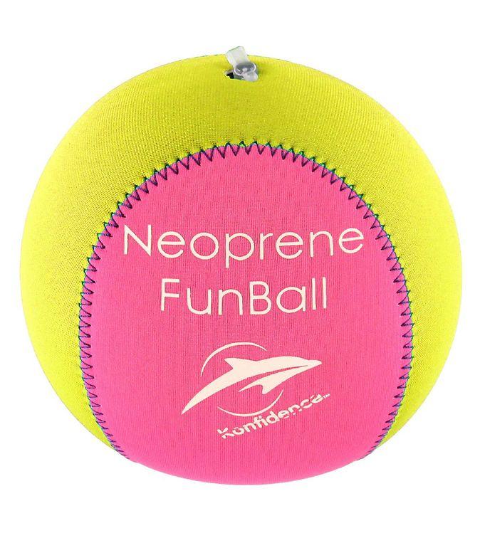 Image of Konfidence Bold - Neo Funball - 32 cm - Pink/Yellow (YO814)