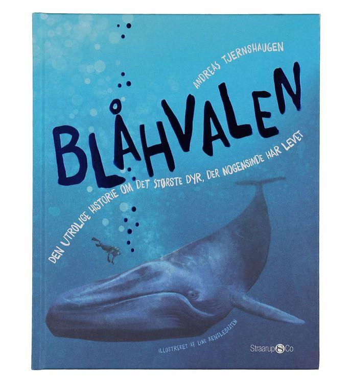 Image of Straarup & Co Bog - Blåhvalen (YO841)