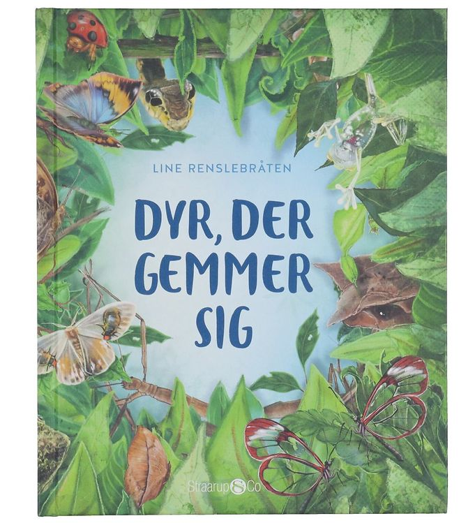 Image of Straarup & Co Bog - Dyr, Der Gemmer Sig (YO842)