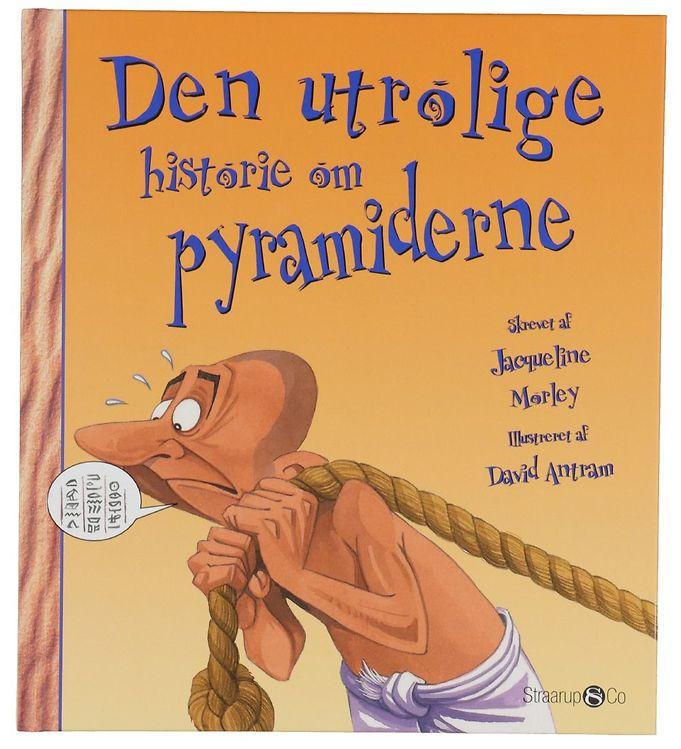 Image of Straarup & Co Bog - Den Utrolige Historie om Pyramiderne (YO851)