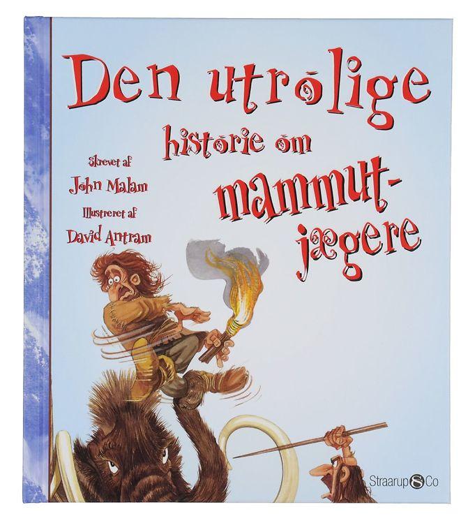 Image of Straarup & Co Bog - Den Utrolige Historie om Mummutjægere (YO855)