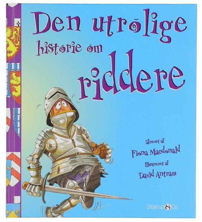 Image of Straarup & Co Bog - Den Utrolige Historie om Riddere (YO867)