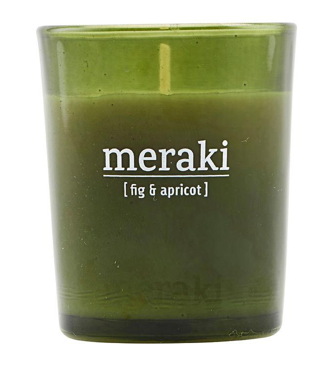 Image of Meraki Duftlys - 60 g - Figen & Abrikos (YO907)