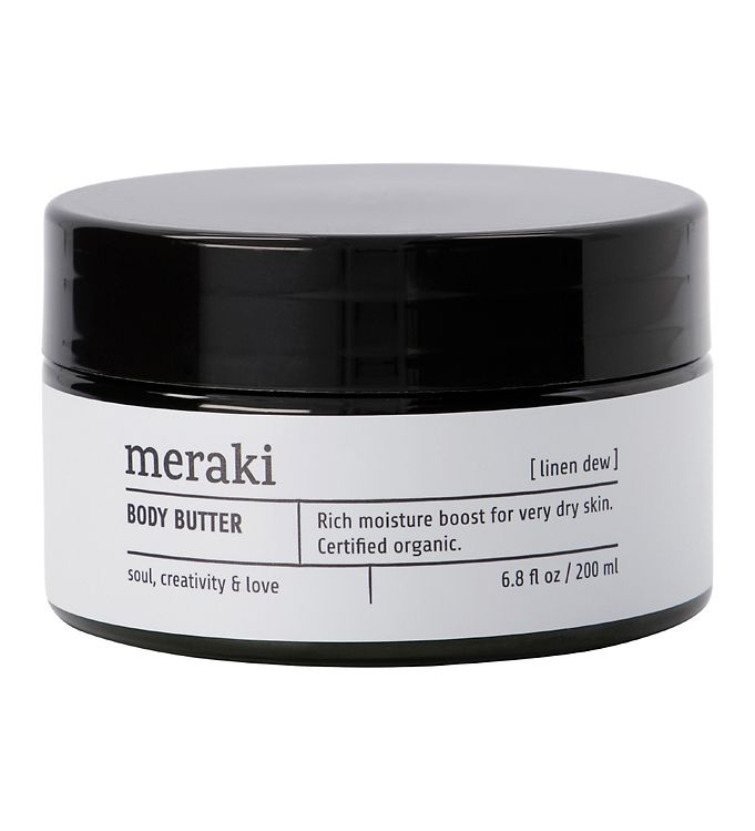 Image of Meraki Body Butter - 200 ml - Linen Dew (YO917)