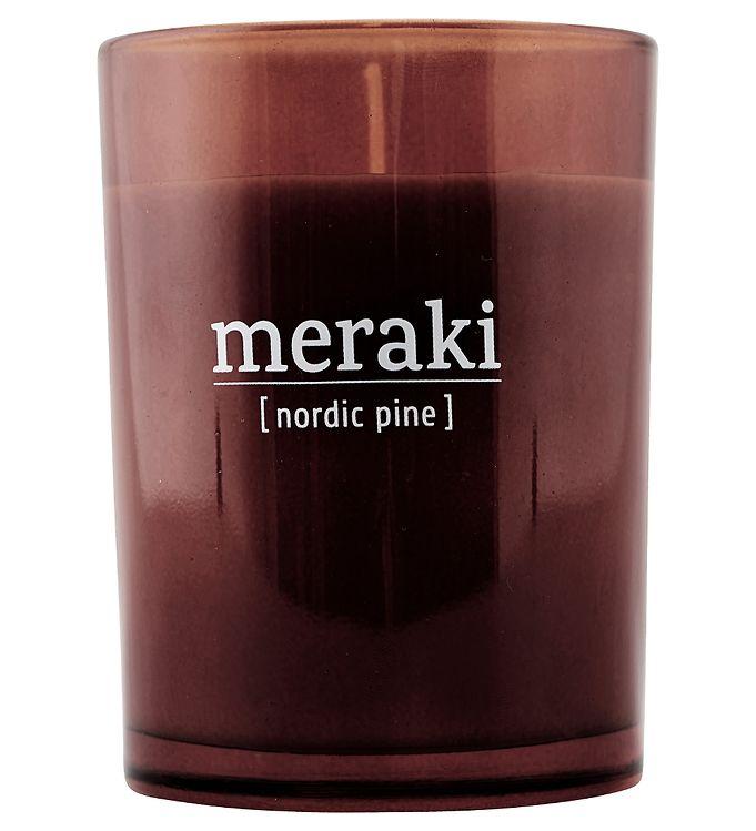 Image of Meraki Duftlys - 220 g - Nordic Pine (YO919)
