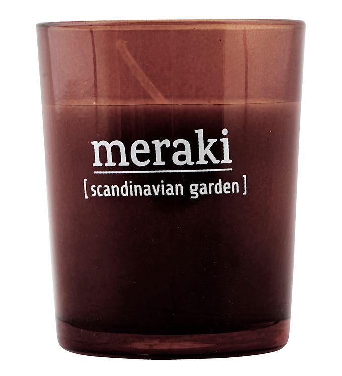 Image of Meraki Duftlys - 60 g - Scandinavian Garden (YO922)