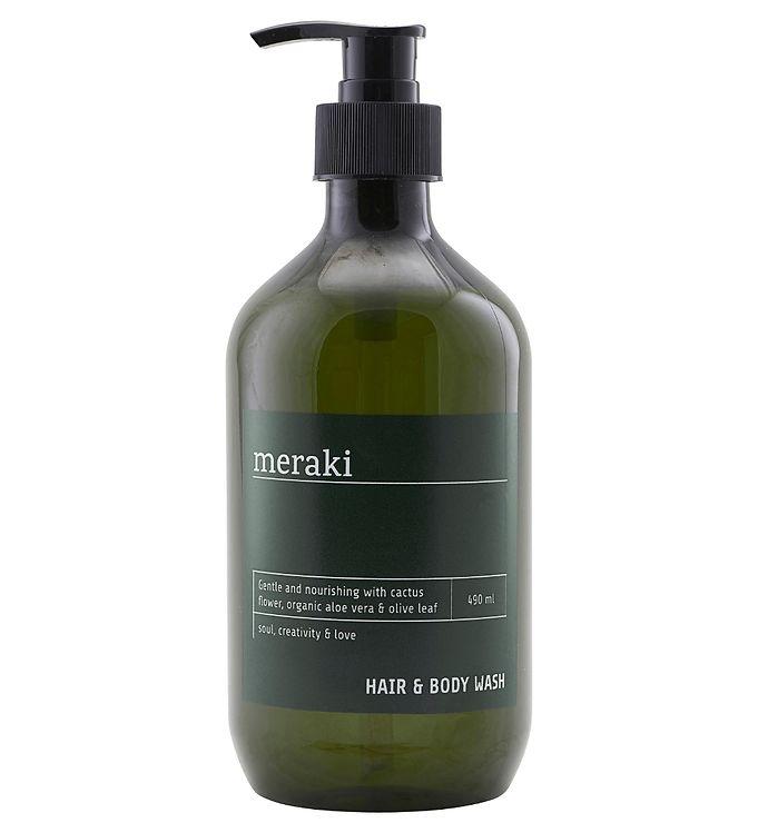 Image of Meraki Hair & Body Wash - 490 ml - Harvest Moon (YO923)