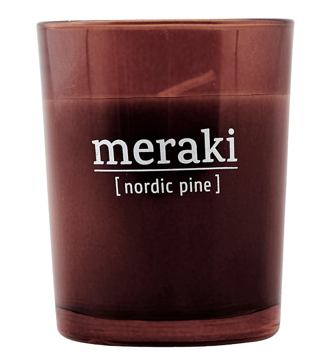 Image of Meraki Duftlys - 60 g - Nordic Pine (YO924)