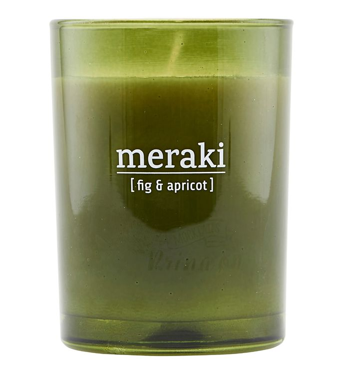 Image of Meraki Duftlys - 220 g - Figen & Abrikos (YO958)