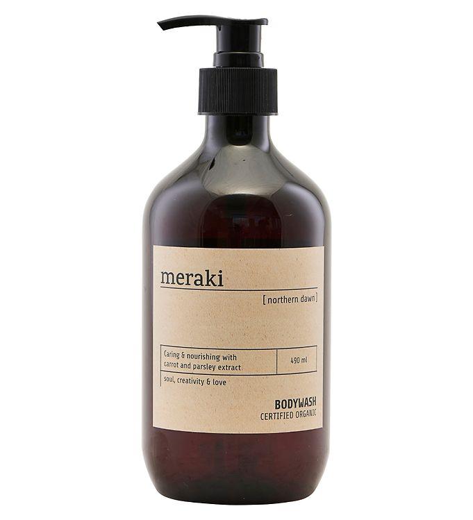 Image of Meraki Body Wash - 490 ml - Northern Dawn (YO964)