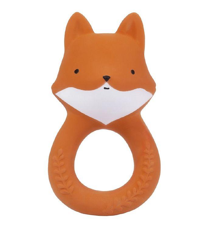 Image of A Little Lovely Company Bidering - Fox - Orange (YO968)