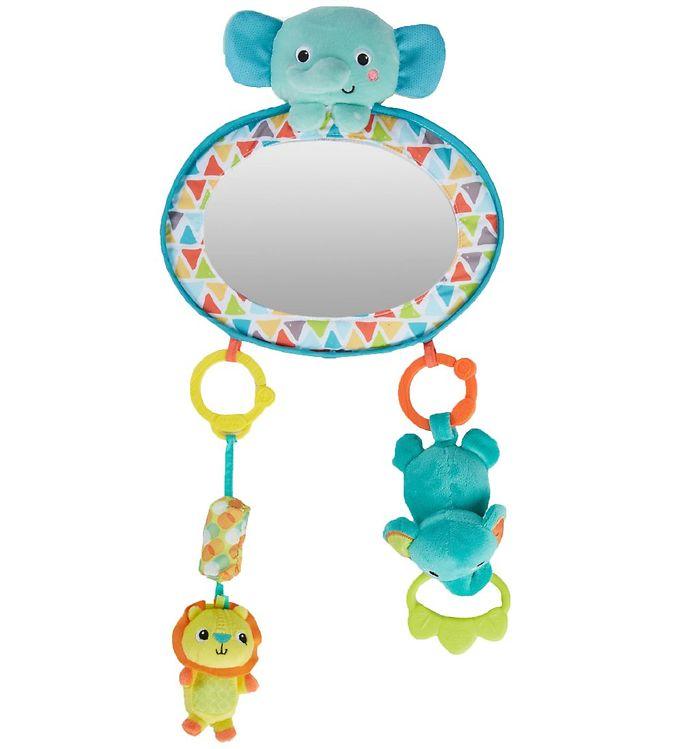 Image of Bright Starts Babyspejl - Elefant (YP102)