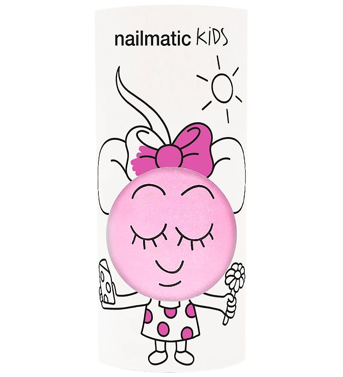 Image of Nailmatic Neglelak - Dolly Pink Neon (YP211)