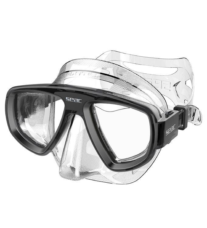 Image of Seac Dykkermaske - Extreme 50 - Sort (YP370)