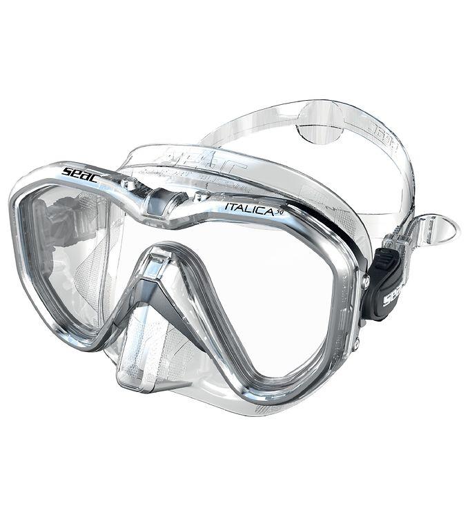 Image of Seac Dykkermaske - Italica 50 - Nero Metal (YP405)