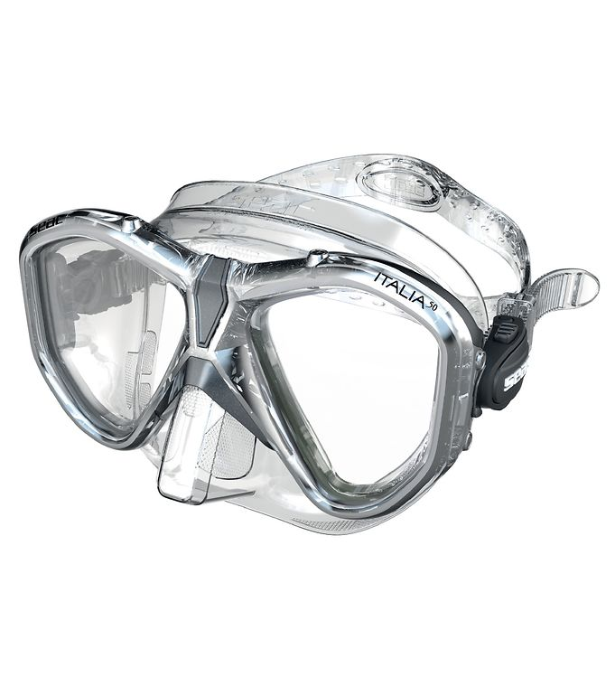 Image of Seac Dykkermaske - Italia 50 - Nero Metal (YP406)
