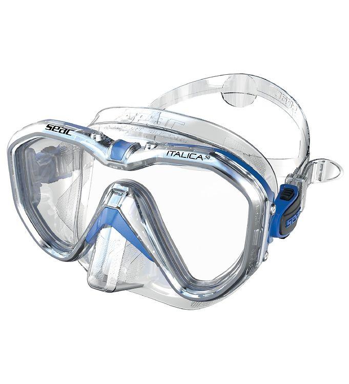 Image of Seac Dykkermaske - Italica 50 - Blu Metal (YP408)
