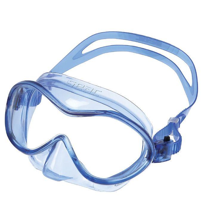 Image of Seac Dykkermaske - Baia - Transparent/Aquamarine (YP414)