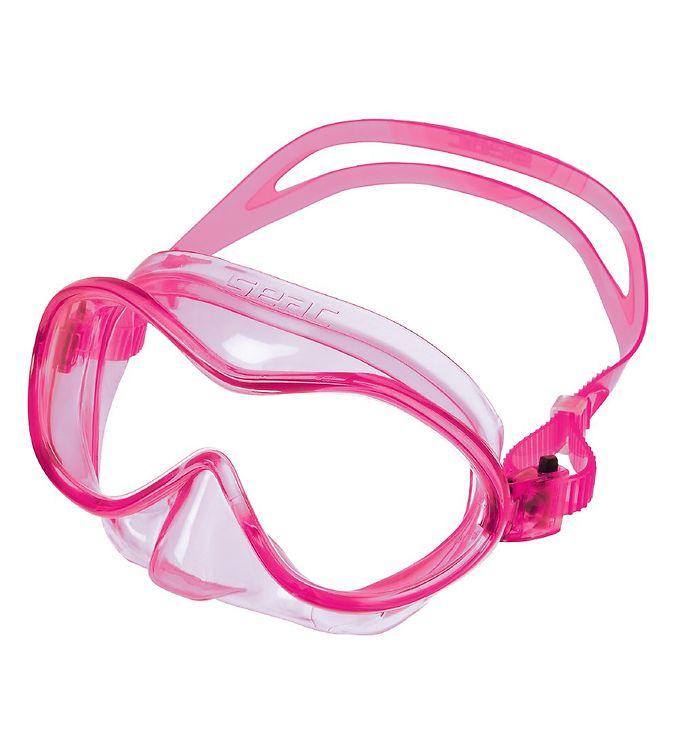 Image of Seac Dykkermaske - Baia - Transparent/Pink (YP416)