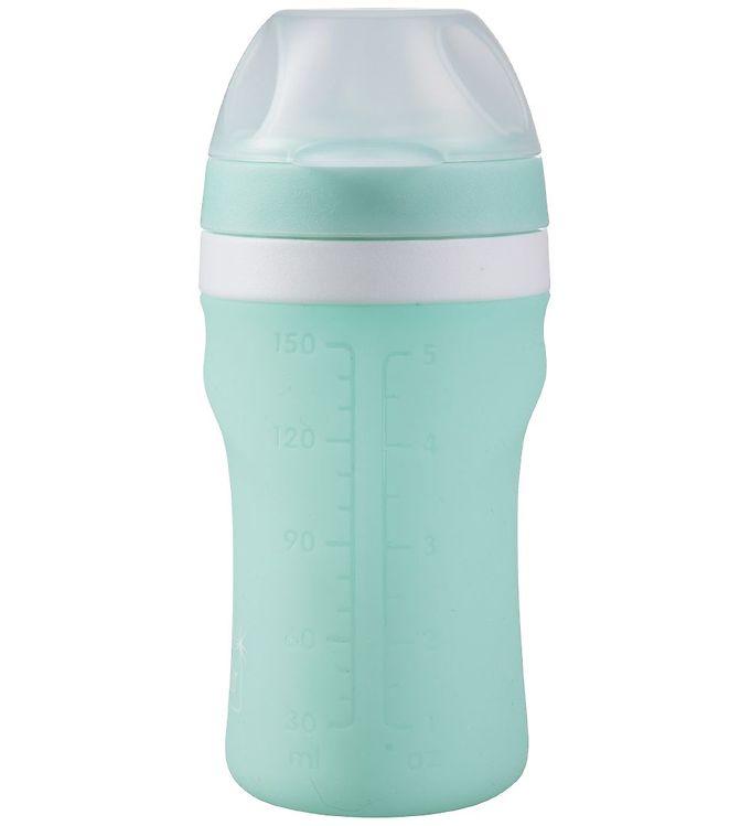 Image of Dentistar Klemmeflaske - 150 ml - Turkis (YP485)