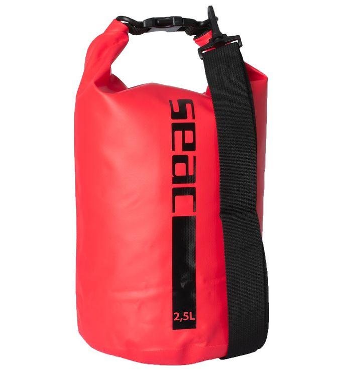 Image of Seac Dry Bag - 2,5L - Rød (YP506)