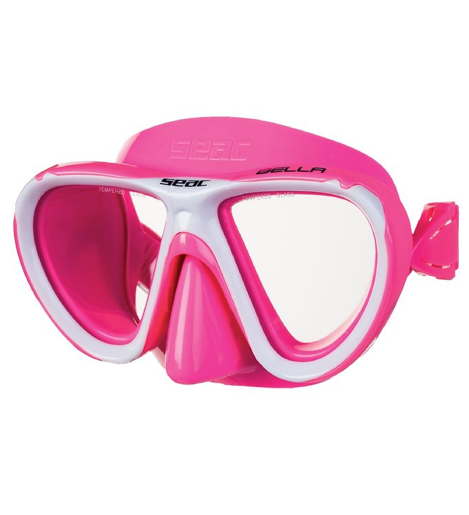 Image of Seac Dykkermaske - Bella - Pink (YP508)