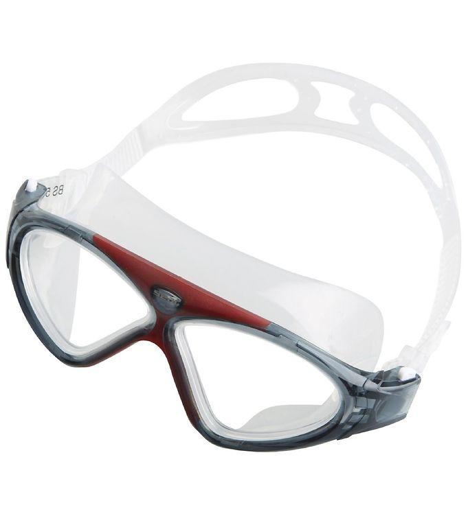 Image of Seac Dykkerbriller - Vision HD - Sort/Rød (YP515)