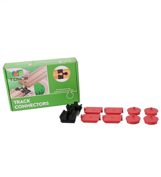 Image of Toy^2 Track Connectors - Stor - Starter Pack (YP580)