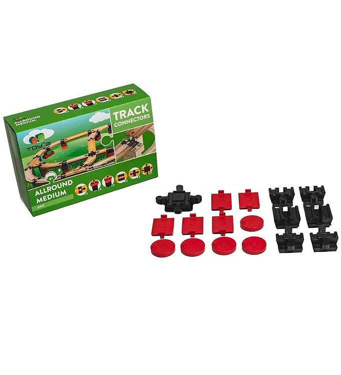 Image of Toy^2 Track Connectors - Medium - Allround (YP586)