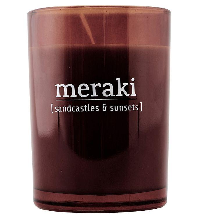 Image of Meraki Duftlys - 220 g - Sandcastles & Sunsets (YP696)