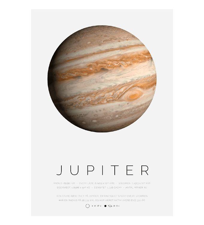 Image of Citatplakat Plakat - A3 - Jupiter (YP761)