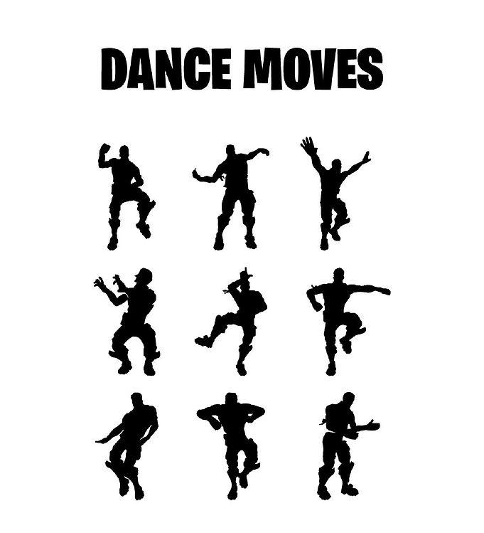 Image of Citatplakat Plakat - A3 - Fortnite - Dance Moves (YP770)