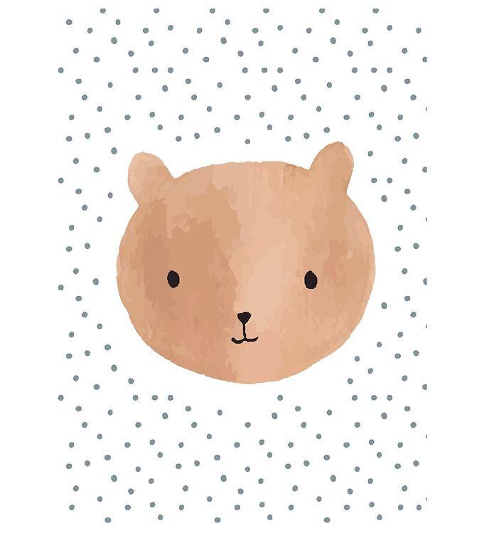 Image of Citatplakat Plakat - A3 - Childish Bear (YP778)