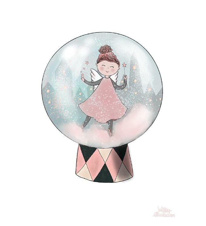 Image of Citatplakat Plakat - A3 - My Bubble (YP811)
