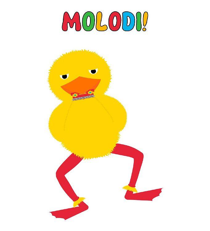 Image of Citatplakat Plakat - B2 - Kylling - Molodi (YP894)