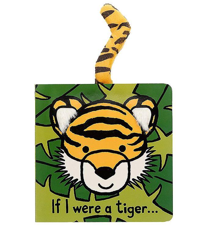 Image of Jellycat Bog - If I Were A Tiger (YP909)