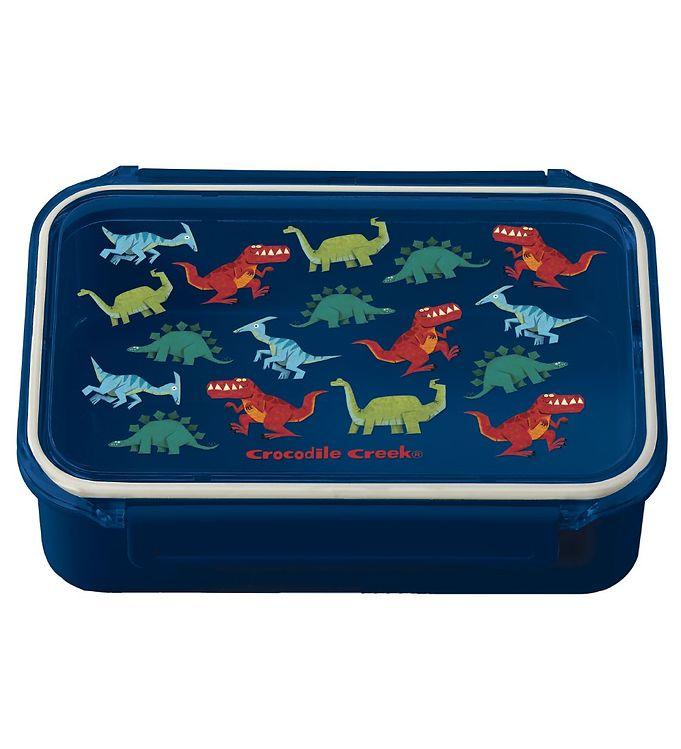 Image of Crocodile Creek Madkasse - Bento Box - Dinosaurs (YP957)