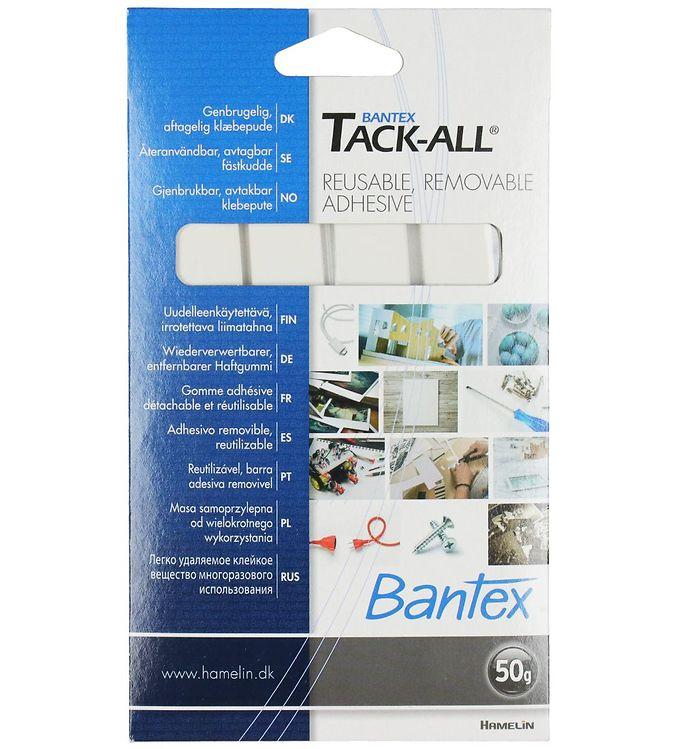 Image of Bantex Tack-All Klæbegummi - 50 Gram (YP964)