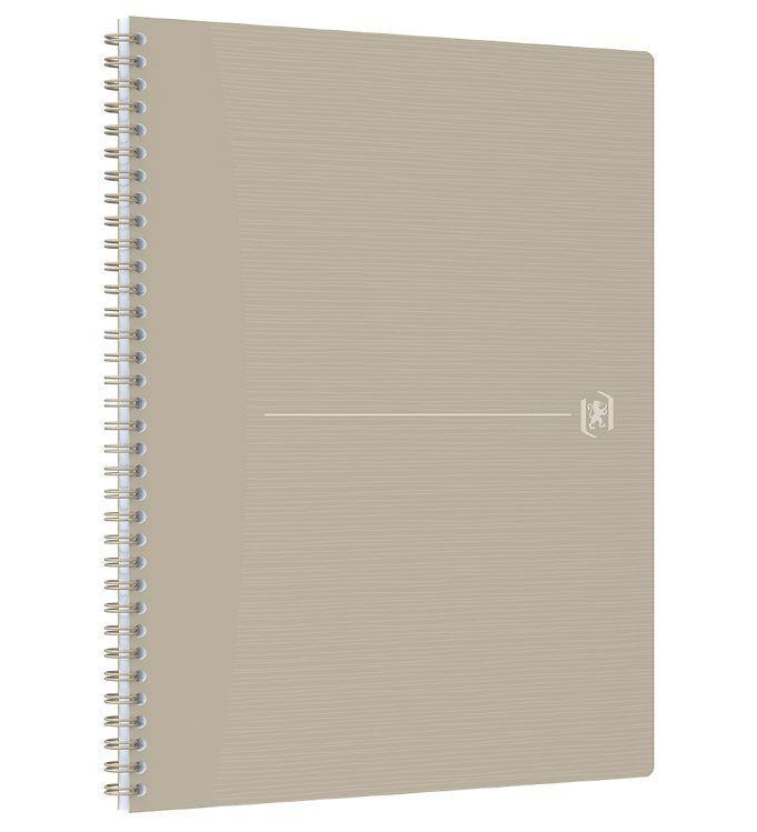 Image of Oxford Notesbog - Origins - Linieret - A4+ - Beige (YR012)