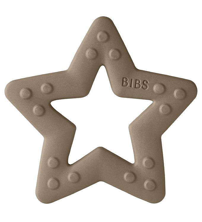 Image of Bibs Bidering - Star - Dark Oak (YR122)