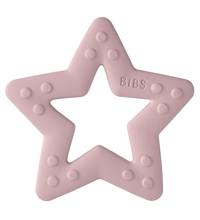 Image of Bibs Bidering - Star - Pink Plum (YR125)
