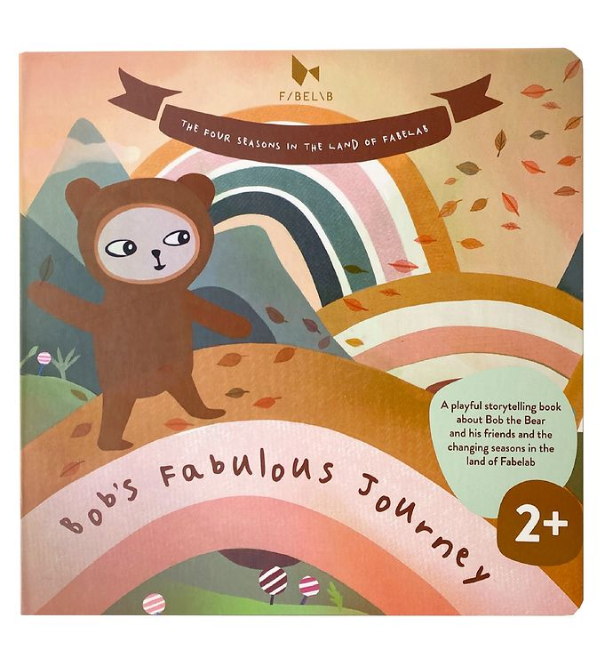 Image of Fabelab Bog - Bob's Fabulous Journey (YR302)