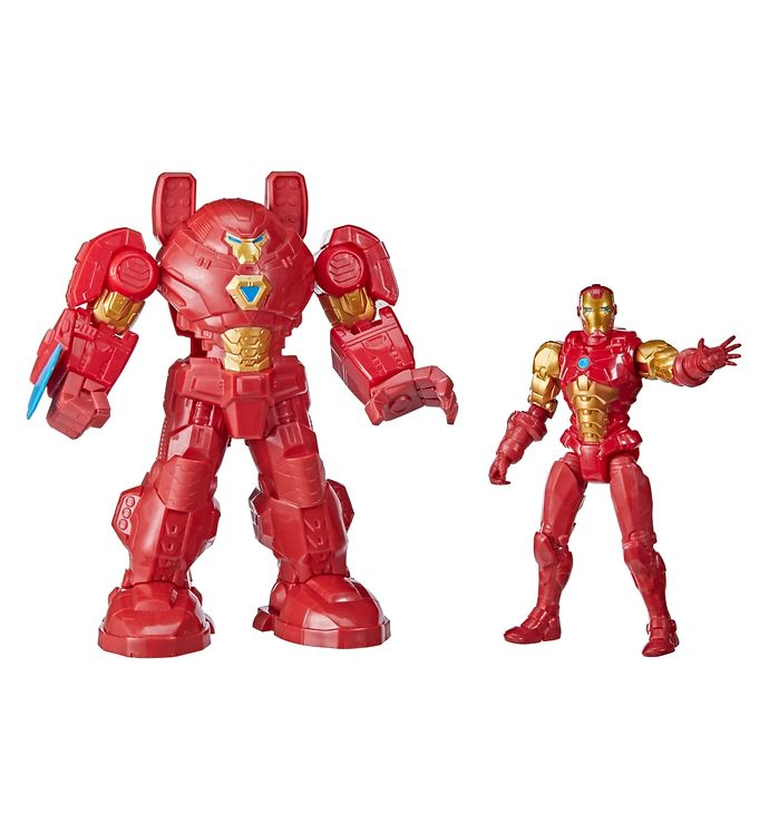 Image of Marvel Avengers Actionfigur - Iron Man - 20 cm - Rød (YR336)