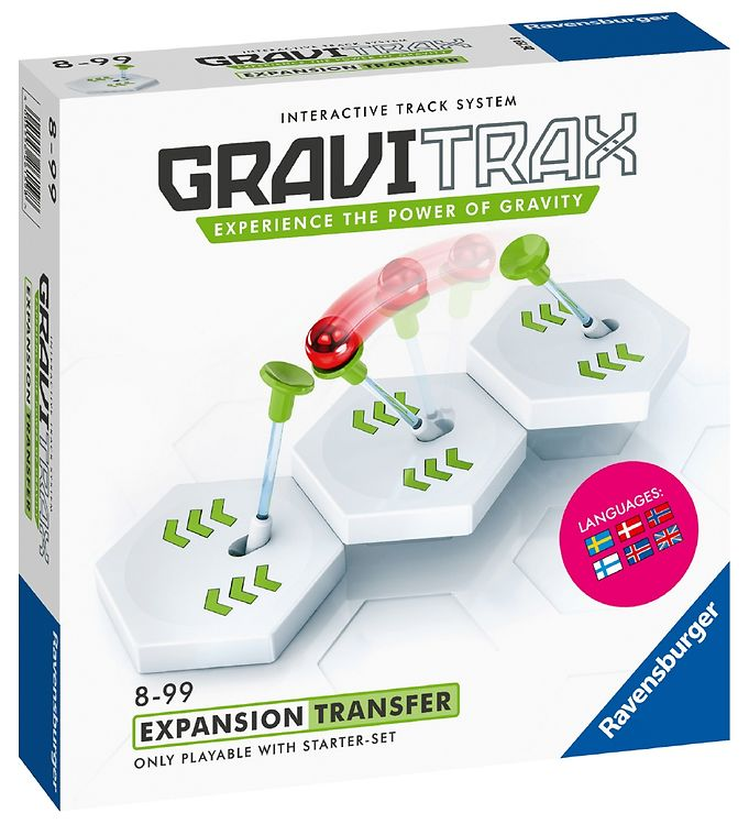 Image of GraviTrax Expansion Transfer (YR361)