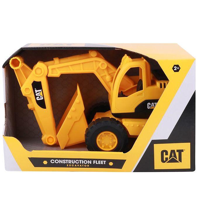 Image of CAT Arbejdsmaskine - Gravemaskine (YR366)