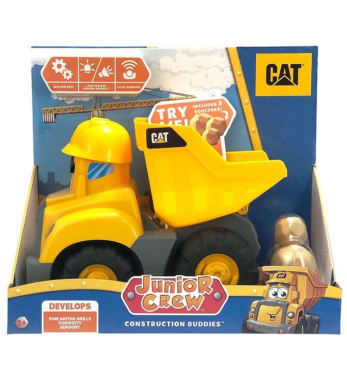 Image of CAT Junior Crew Arbejdsmaskine m. Lyd - Dumper (YR368)