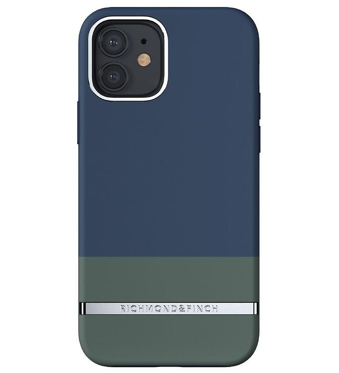 Image of Richmond & Finch Cover - iPhone 12/12 Pro - Blue (YR411)