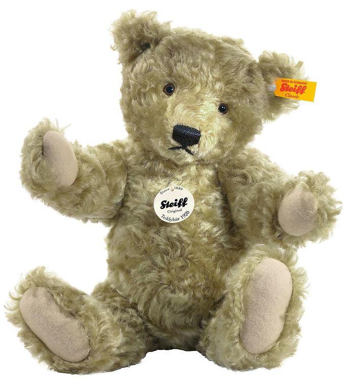 Image of Steiff Bamse - Classic 1920 Teddy Bear - 25 cm - Light Brown (YR426)