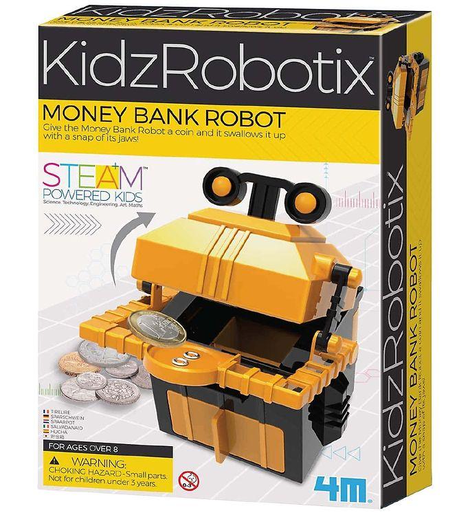 Image of 4M - KidzRobotix - Pengekasse Robot (YR432)